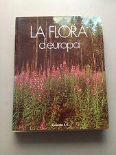 LA FLORA D'EUROPA - Jan Trìska - LONGANESI 1976