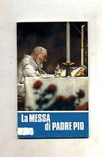 P. Tarciso Da Cervinara#LA MESSA DI PADRE PIO#La Casa Sollievo della Soff. 1977