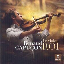 Le Violon Roi 1cd Renaud Capucon Audio CD