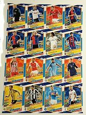 TOPPS Champions League 16/17. Full set of all 16 NORDIC cards (N1 - N16)