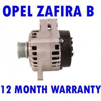 Opel zafira b 1.9 cdti 2005 2006 2007 2008 2009 2010 2011 - 2015 alternator