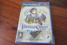 PUZZLE QUEST  CHALLENGE OF THE WARLORDS          ---    NEUF   --- pour PS2
