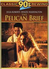 PRE ORDER: THE PELICAN BRIEF (Julia Roberts) - DVD - Region 1