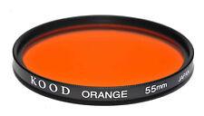 Kood Orange Filter Made in Japan 55mm