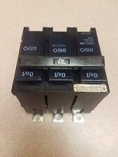 Challenger Bq3D070 3 Pole 70 Amp Bolt On Cir 00004000 cuit Breaker