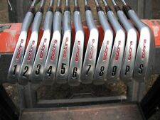 Cobra Greg Norman Signature Tour Forged Golf Irons. 1-Sw. A RARE FIND!