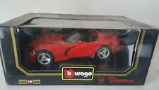 BURAGO - DIE CAST - DODGE VIPER RT/10 1992 - (1/18) COD 3025 (D4)