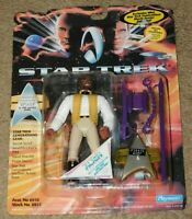 1994 PLAYMATES STAR TREK GENERATIONS LT. COM. WORF IN 19TH CENTURY OUTFIT (New)