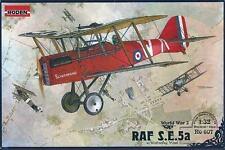 1/32 Roden RAF S.E.5a (w/Wolseley Viper) #607