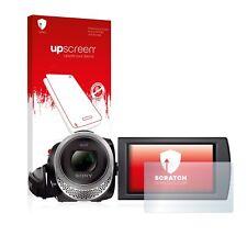 Upscreen Scratch Shield protector pantalla Sony Fdr-ax53 Película