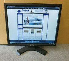 "Dell E190SF M8VPV J388N 19"" LCD TFT Flat Black Computer Screen PC Monitor VGA"
