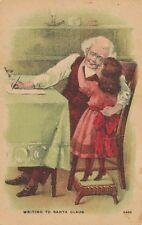 CHRISTMAS – Writing to Santa Claus