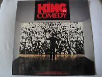 THE KING OF COMEDY VINYL LP SOUNDTRACK VARIOUS ARTISTS 1983 WARNER BROS. RECORDS