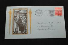 NAVAL COVER 1940 MACHINE CANCEL LAUNCHING USS GRAMPUS (SS-207) (5683)