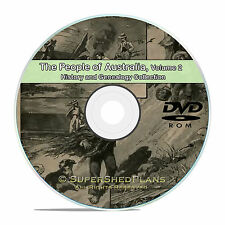 Australia Vol 2, People Family Tree History and Genealogy 165 Books DVD CD B30