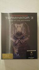 Hdzeta Terminator 3:Rise of the Machines Lenticular Blu-Ray Steelbook NEW&SEALED