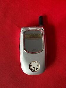 Motorola Iden Nextel PTT i730 Cellular Flip Phone H63XAN6RR4AN