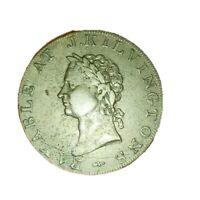 1795🔹️Brunswick Britannia Halfpenny Token Coin GB UK