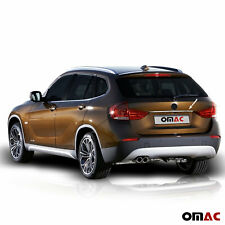 Fits BMW X1 E84 2012-2015 Chrome Trunk Tailgate Grab Handle Trim Cover S.Steel