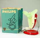 Philips Tisch Ventilator HA 2728 Neuwertig NOS OVP Design Vintage 50er 60er