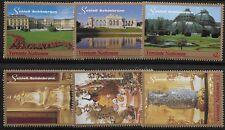 UN Scott #Vienna 248A-F, Singles 1998 Complete Set FVF MNH