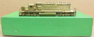 "OMI/Ajin - Union Pacific SD40-2 116"" Low-Nose Diesel Engine *BRASS* S-Scale LNIB"