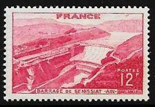 France 1948 Barrage de Génissiat Yvert n° 817 neuf ** MNH