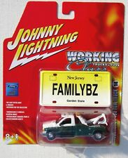 JOHNNY LIGHTNING WORKING CLASS 1999 FORD F-450 TOW TRUCK - NEW JERSEY STATE #14