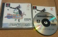 International Track & Field PS1 PlayStation 1 PAL Game Complete Platinum Konami