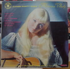 DANSE-PARTY CHEZ MARINA VLADY  RETRO COVER FRENCH LP PHILIPS