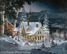 White Mountain Jigsaw Puzzles 1000 Piece Jigsaw Puzzles Snowy Adult Puzzles New