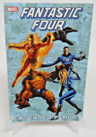 Fantastic Four Extended Family Thing Marvel Comics TPB Trade Paperback New