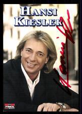 Hansi Kiesler Autogrammkarte Original Signiert ## BC 42983