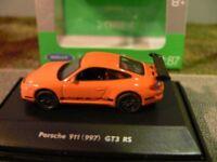 1/87 Welly Porsche 911 GT3 RS orange 195312