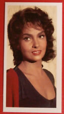 GINA LOLLOBRIGIDA - Card # 03 individual card - Tribute Collectables - 2014