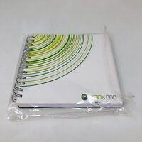 Xbox 360 Console System Calendar And Note Pad Genuine Authentic Unused