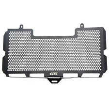 Black Radiator Grille Guard Cover Logo For BMW F650GS F700GS F800GS 2008-2016