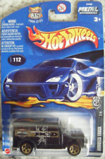 Hot Wheels Fed Fleet 2002-112 Armored Truck Police Planet Hot Wheels Decals sp5g