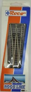 Roco 42532 HO Scale Left Hand Switch/Turnout