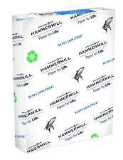 Hammermill Printer Paper Recycled 100% A4 Ream 8.5x11 Inch White For Office Home