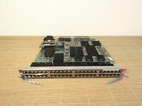 Cisco WS-X6748-GE-TX-3CXL 48Port GIGABIT Catalyst Switch Module WS-F6700-DFC3CXL