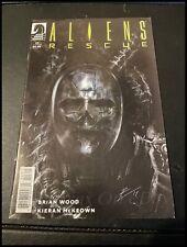 Dark Horse Comics: Aliens Rescue #3 (SEPT 2019)