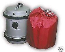 AquaRoll 40 Litre Storage Bag - Burgundy - Caravan