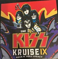 "KISS : ""Kruise IX"" (Miami 2019) (RARE 2 CD)"