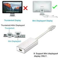 4K 60hz Type USB C to Mini DisplayPort Cable Adapter Thunderbolt 3 to DP for Mac