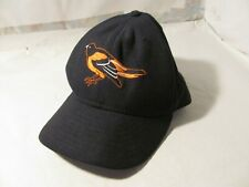 Vintage 59Fifty Baltimore Orioles Baseball Hat Fitted Pro Model 7 1/4 Black Cap