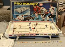 RARE UNUSED 1970s Munro Table Hockey Game NHL Classic Toy Box Toronto Montreal