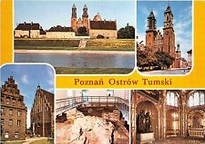 B45887 Ostrow Tumski w Poznaniu multiviews  poland