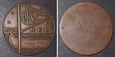 Plakette Tages-Preis DKV NEK 1928 Deutscher Kanu verband