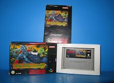 "Super Nintendo SNES "" Super Ghouls'n Ghosts "" in OVP  Pal Version"